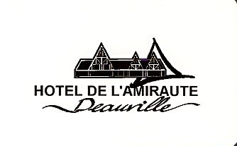 Hotel Keycard Best Western Deauville France Front