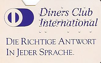 Hotel Keycard Renaissance Hamburg Germany Back
